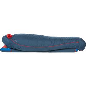 Big Agnes Anvil Horn 0 Sac de couchage Long, blue/red